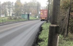 Wrócił problem z ciężarówkami rozyspującymi pył węglowy