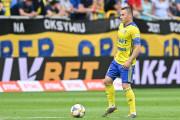 Michał Nalepa, pomocnik Arki Gdynia: Byliśmy w stanie wygrać z Lechią Gdańsk