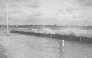 Sztormowy październik 1934 roku