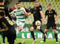 Lechia Gdańsk - Górnik Zabrze 1:1. Znów punkty uciekły w końcówce