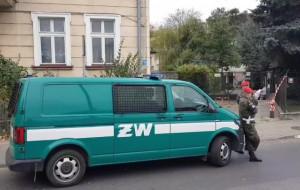 Dwie osoby postrzelone w Gdańsku