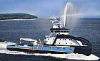 Statek dla Szczecina zwodowany w Remontowa Shipbuilding