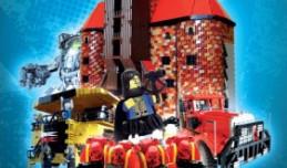 Niesamowite budowle z klocków lego w Gdańsku