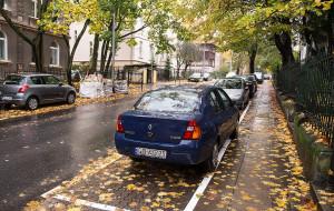 Wrzeszcz Dolny chce strefy płatnego parkowania