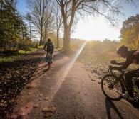 W listopadzie nie odstawiaj roweru do piwnicy