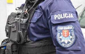 Dwaj policjanci z Gdańska zatrzymani