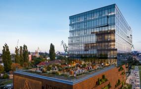 Dziewięciopiętrowy biurowiec zaczyna rosnąć przy Marynarki Polskiej