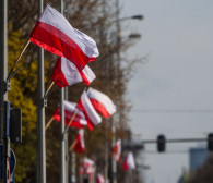 Biało-czerwone Trójmiasto w rocznicę odzyskania niepodległości