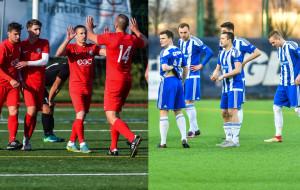 Bałtyk Gdynia i SAP kończą rundę jesienną. Piłkarskie mecze na weekend