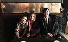 Młody gdynianin w serialu BBC. Obok niego Sean Bean i Tomasz Kot
