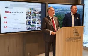Władze Gdyni podsumowały pierwszy rok kadencji. 130 nowych inwestycji