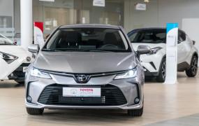 Wielka wyprzedaż w Toyota Walder