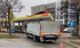 Kompromis dewelopera ze stacją paliw