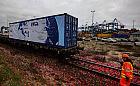 Pierwszy pociąg z Chin do DCT. Kontener w 12 dni