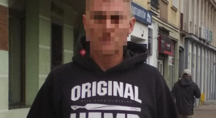 Policja szuka agresywnego mężczyzny. Drugi sam się zgłosił