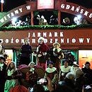 Tłumy na otwarciu Jarmarku Bożonarodzeniowego w Gdańsku