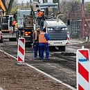 Gdynia: remont ulicy na terenach portowych