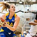 Sopron Basket - Arka Gdynia 59:61. Koszykarki wygrały w Eurolidze na Węgrzech