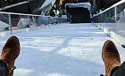 Ponton zamiast sanek. Ogromna śnieżna zjeżdżalnia obok Forum Gdańsk