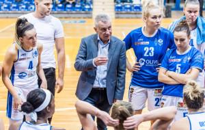 Wisła Kraków - AZS UG Gdańsk 65:40. Katastrofa koszykarek w pierwszej połowie