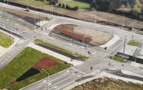 Nowa Bulońska: otwarcie górnego odcinka w połowie grudnia