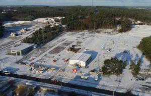 Gdynia: porządkują teren byłej giełdy pod mieszkania