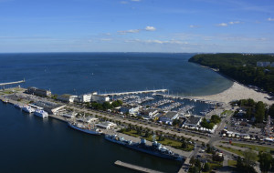 Morskie symbole Gdyni
