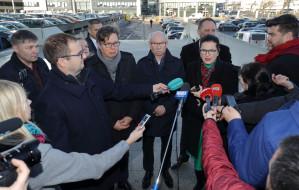 Samorządowcy i opozycja przeciwko przejęciu Energi