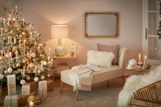 Świąteczny wystrój domu: stylowe propozycje