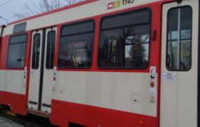 Zaatakował motorniczego tramwaju i uciekł