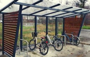 Gdynia: 65 nowych stojaków na rowery i hulajnogi