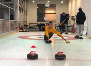 Curling dla początkujących. Zajęcia dla wszystkich w hali