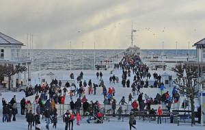 Awaria na lodowisku przy molo. Inauguracji 16 grudnia nie będzie