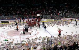 Lotos PKH Gdańsk czepie wzorce z NHL. Gdański hokej wesprze dzieci
