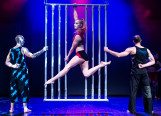 Akrobatyczne Cztery Pory Roku w wykonaniu Teatru Mira-Art