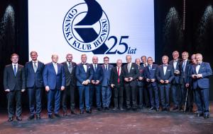 Jubileuszowa gala Gdańskiego Klub Biznesu. 25 lat minęło, a wyzwań wciąż wiele