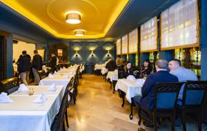 Była restauracja Pod Łososiem, jest Winne Grono