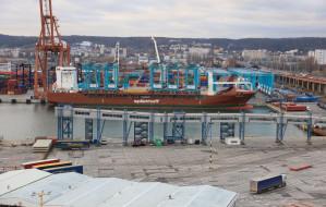 Z portu w Gdyni do terminali w USA