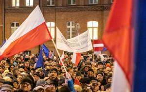 W Trójmieście odbyły się protesty w obronie sądów