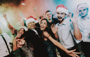 Imprezy klubowe w wigilię i święta