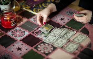 Ciekawe zawody: Wróżka - magiczne zajęcie