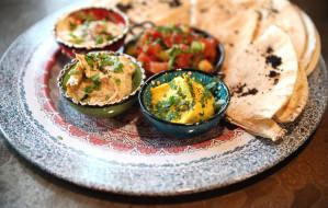 Jemy na mieście: Jaffa - nie bójmy się przypraw