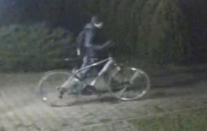 Ukradł rower w Boże Narodzenie