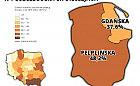 Religijność Polaków: 38 proc. na mszy, 88 proc. na religii