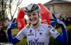 Patrycja Lorkowska mistrzynią Polski U23 w kolarstwie przełajowym