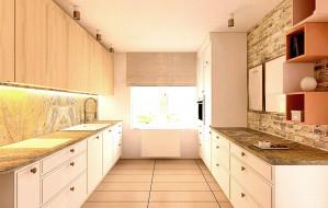 Aranżacje wnętrz. Remont kuchni w domu jednorodzinnym