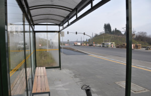 Autobus na al. Adamowicza dopiero wiosną