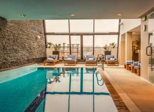 Na basen do hotelu. Wybrane miejsca w Trójmieście
