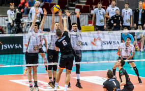 Jastrzębski Węgiel - Trefl Gdańsk 2:3. Siatkarze w Final Four Pucharu Polski