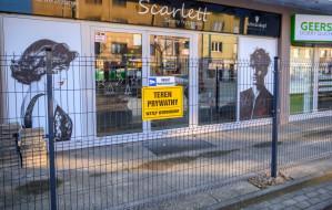 Gdynia: ogrodzenie utrudnia dostęp do mieszkań